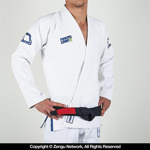 Manto Manto Diamond Competition BJJ Gi